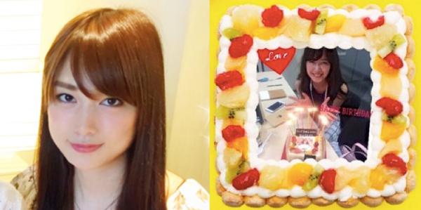 板橋美奈さんの作品『園子のお誕生日会』