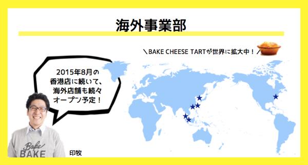 BAKE海外事業部