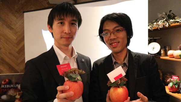 Discover21堀部さんと、Smart News漆原さん